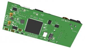 New UltraGPR receiver